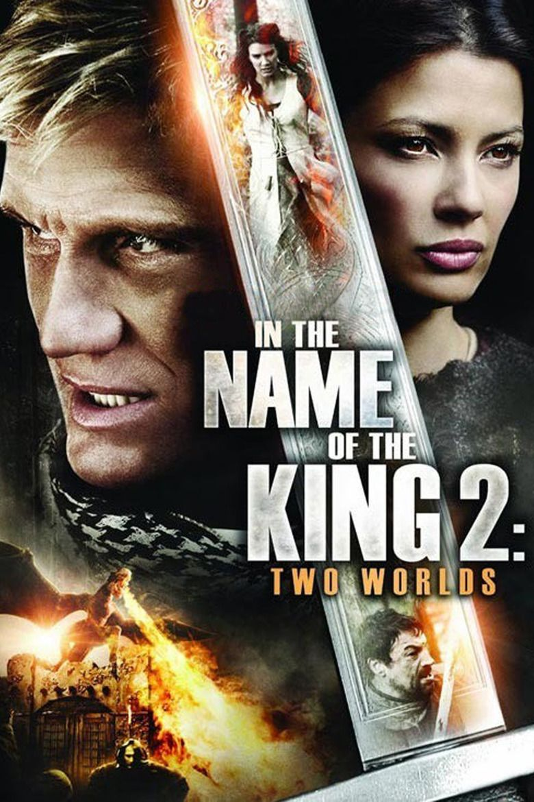 In the Name of the King 2: Two Worlds movie poster