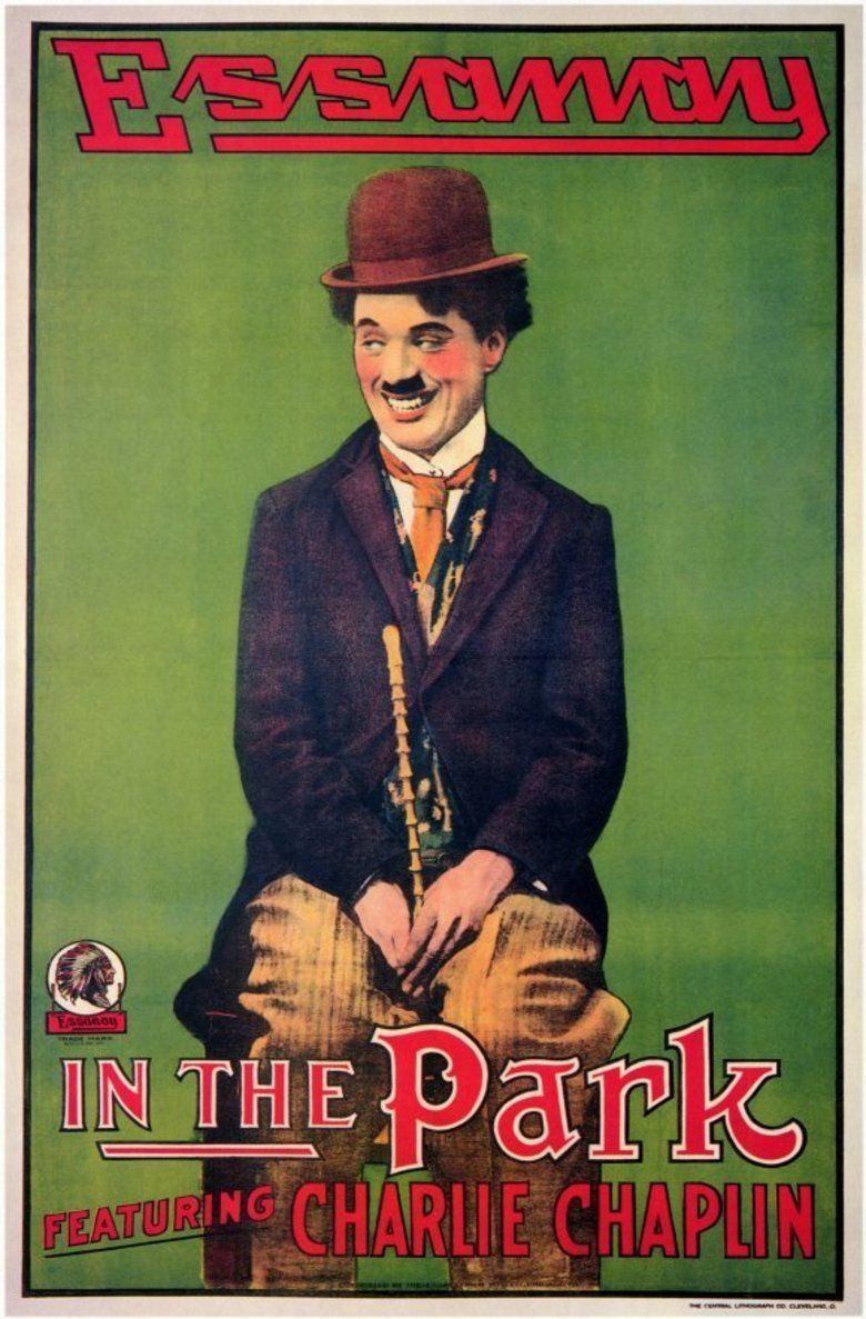 In the Park movie poster
