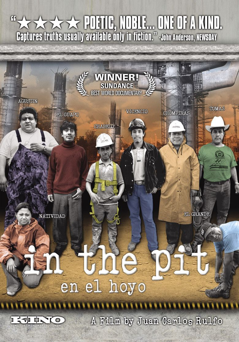 In the Pit movie poster