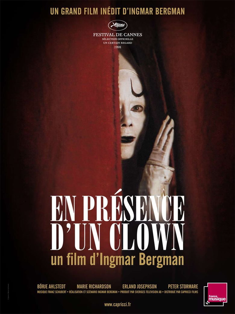 In the Presence of a Clown movie poster