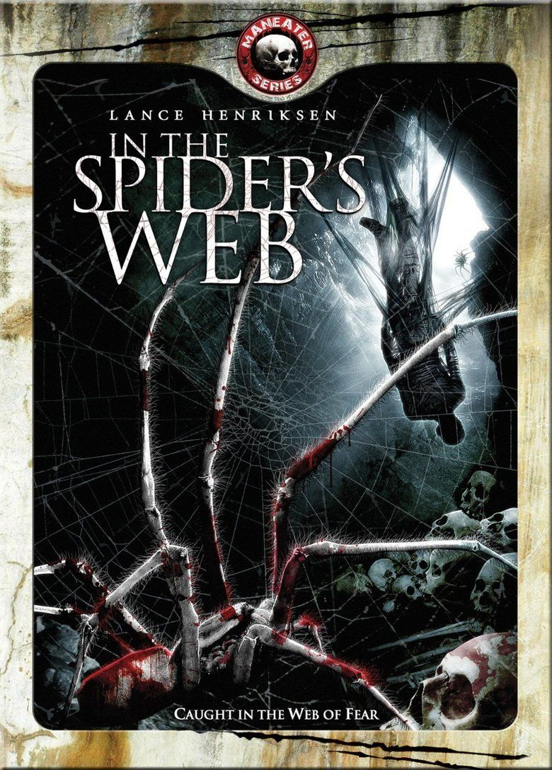In the Spiders Web movie poster