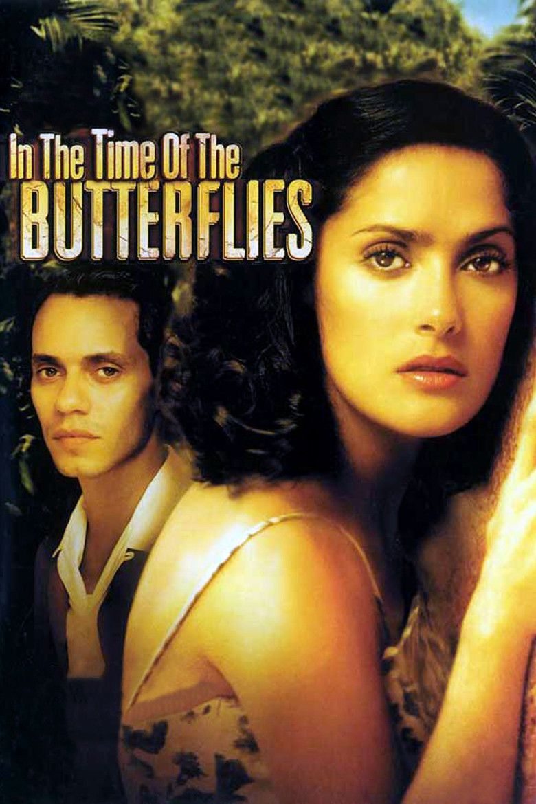 In the Time of the Butterflies (film) movie poster