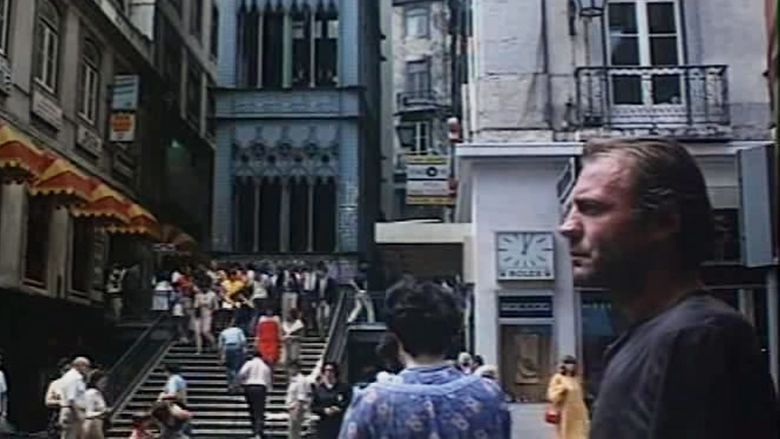 In the White City movie scenes