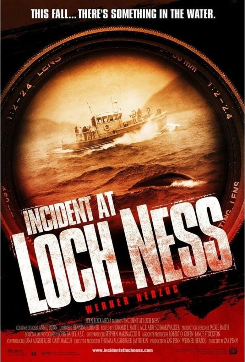 Incident at Loch Ness movie poster