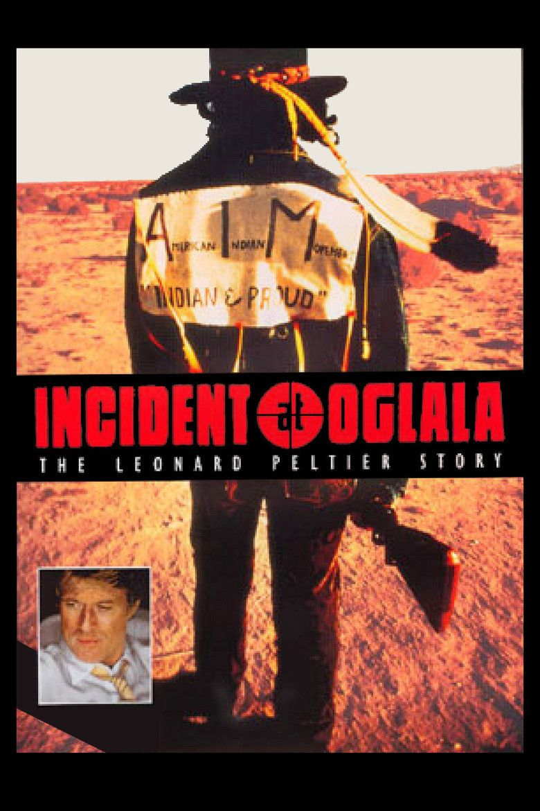 Incident at Oglala movie poster