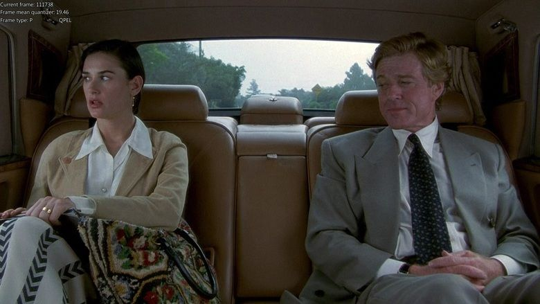 Indecent Proposal movie scenes