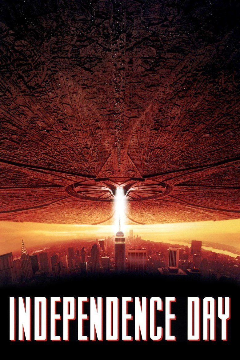 Independence Day (1996 film) movie poster