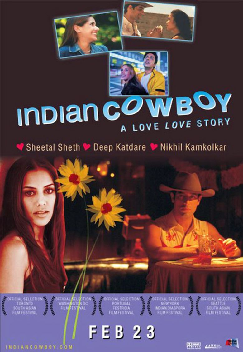 Indian Cowboy movie poster