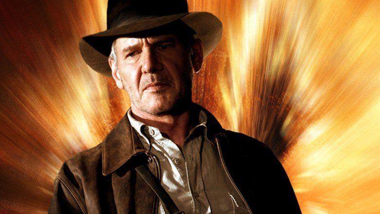 Indiana Jones and the Kingdom of the Crystal Skull movie scenes