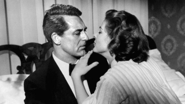 Indiscreet (1958 film) movie scenes