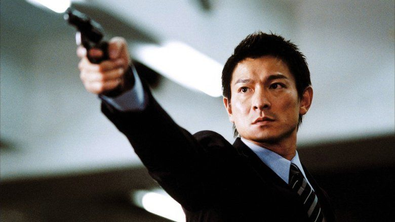 Infernal Affairs II movie scenes