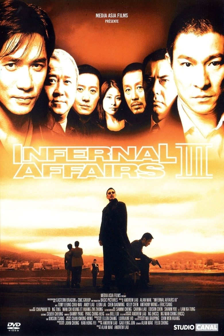 Infernal Affairs III movie poster
