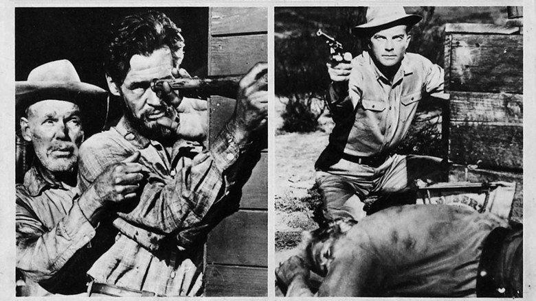 Inferno (1953 film) movie scenes