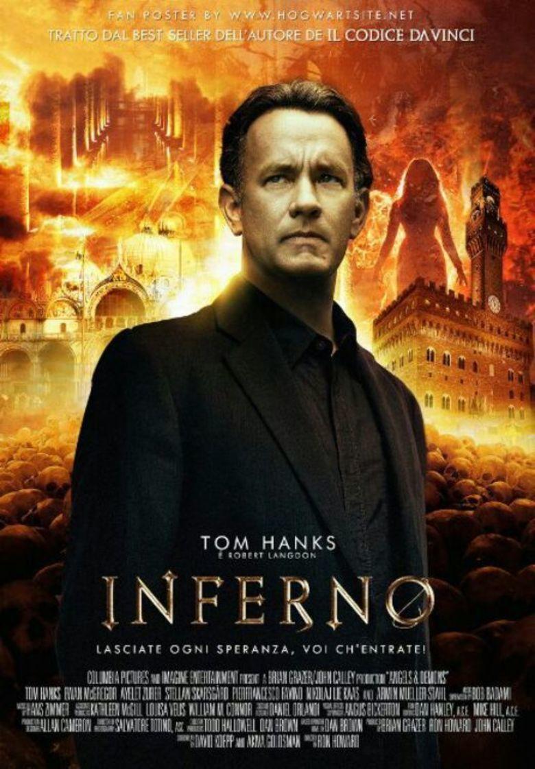 Inferno (2016 film) movie poster
