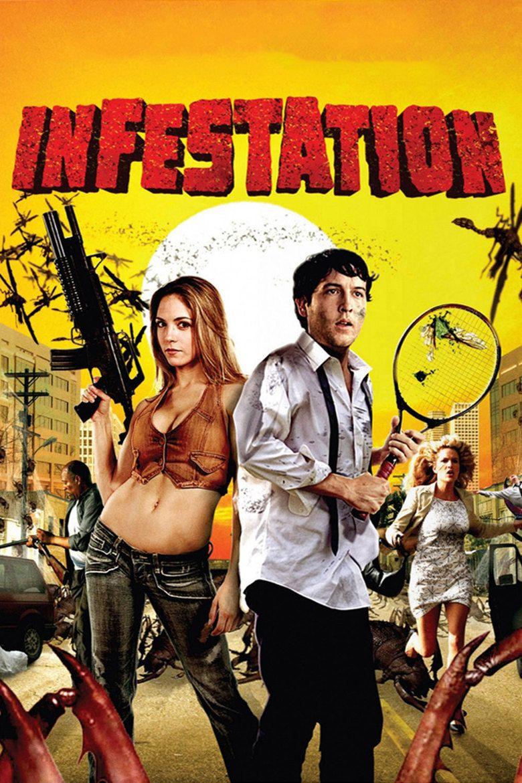 Infestation (film) movie poster