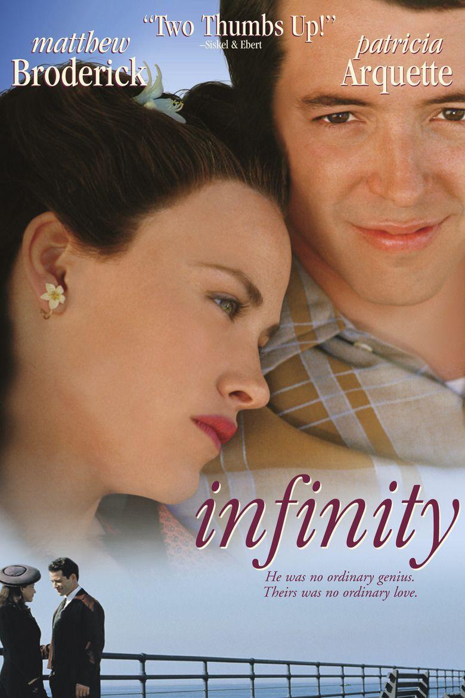 Infinity (film) movie poster