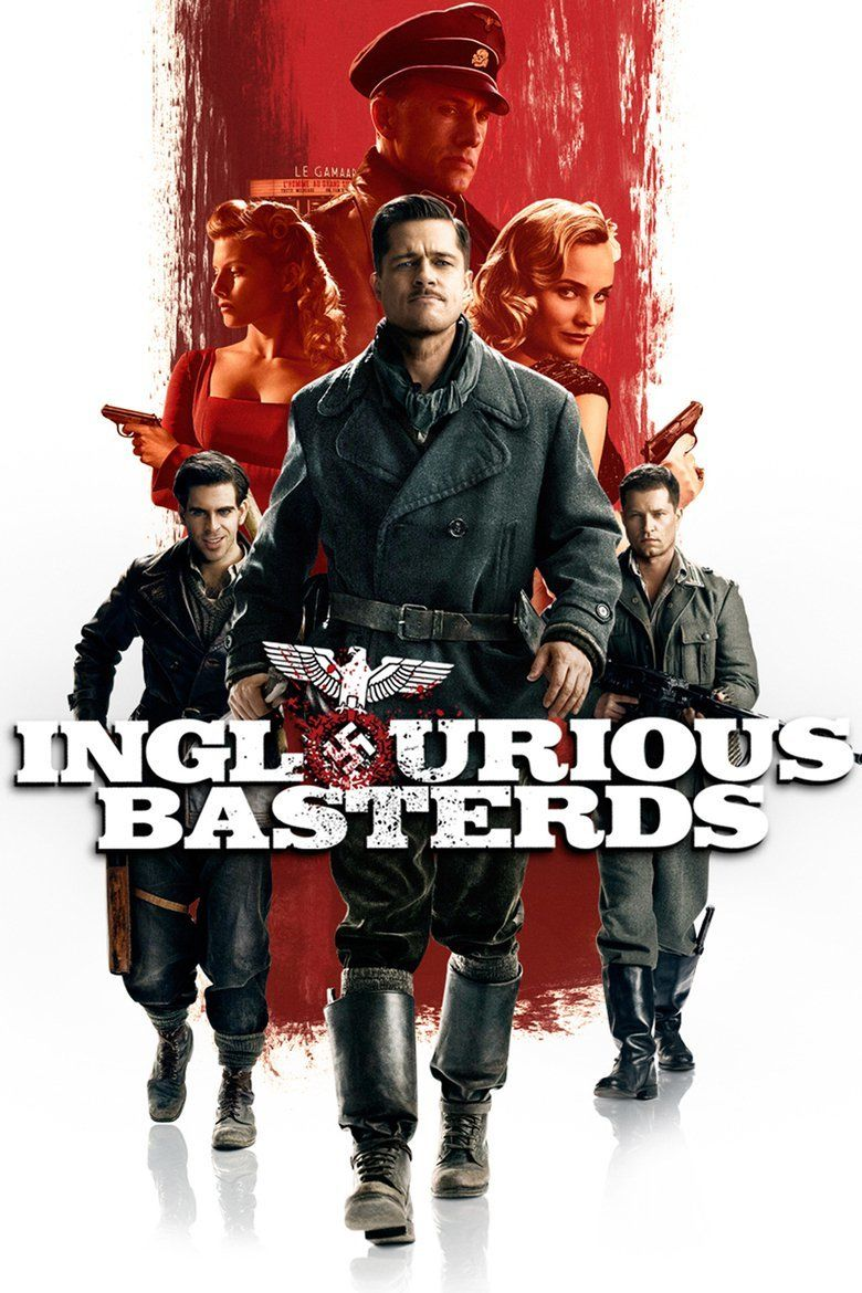 inglourious basterds the social encyclopedia inglourious basterds movie poster