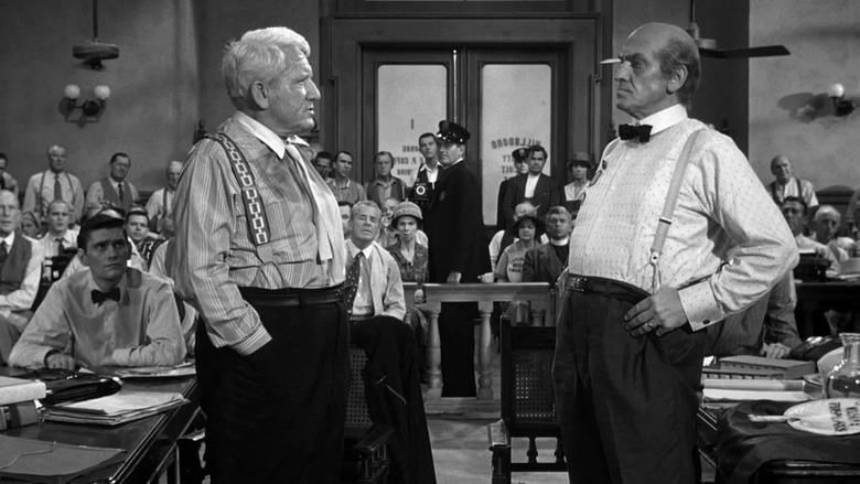 Inherit the Wind (1960 film) movie scenes