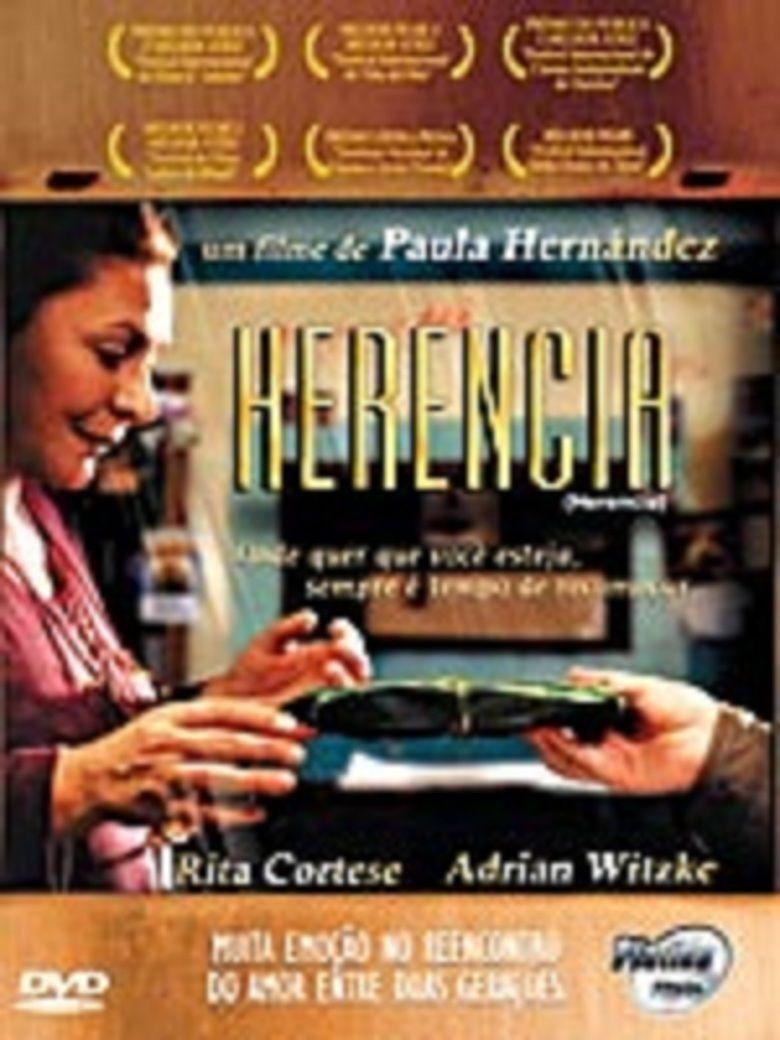 Inheritance (2001 film) movie poster