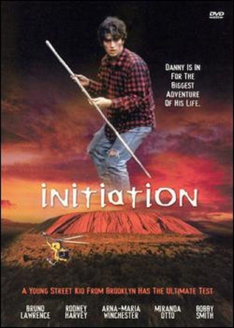 Initiation (film) movie poster