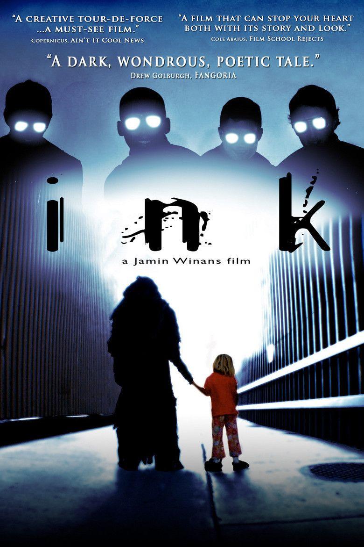 Ink (film) movie poster