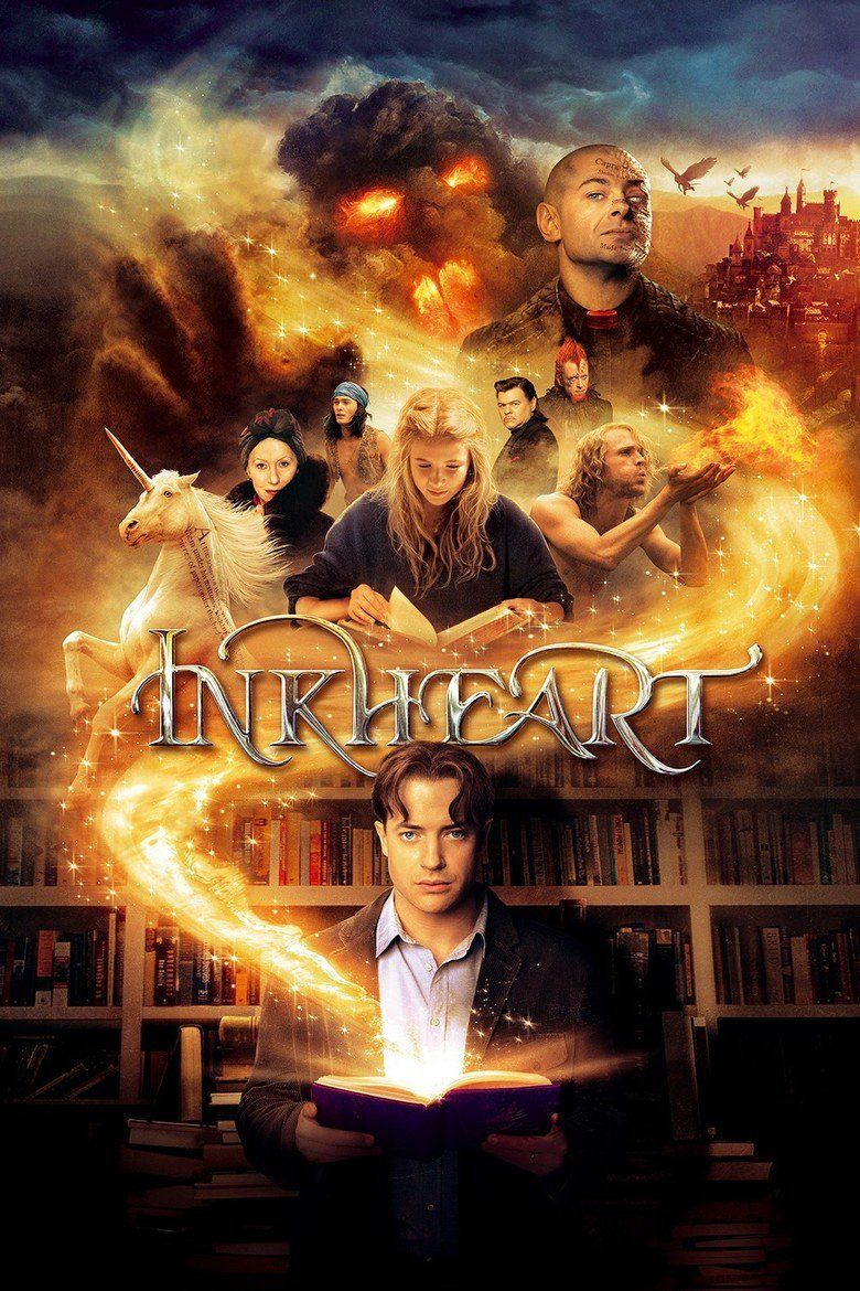 Inkheart (film) movie poster