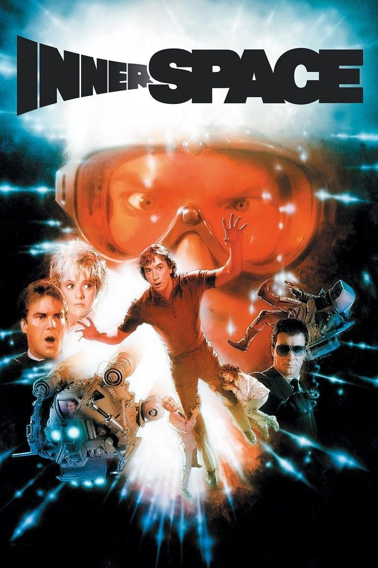 Innerspace movie poster
