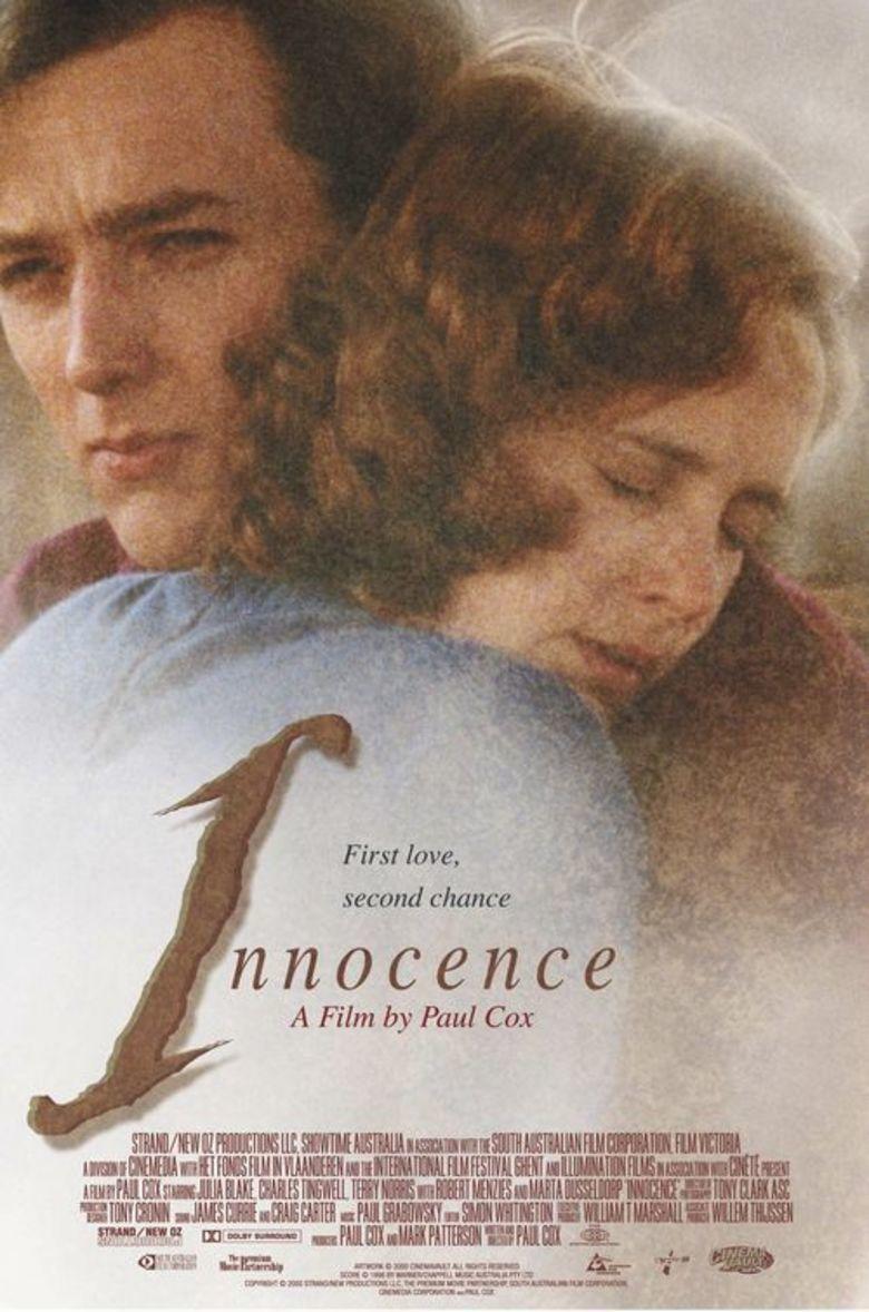 Innocence (2000 film) movie poster