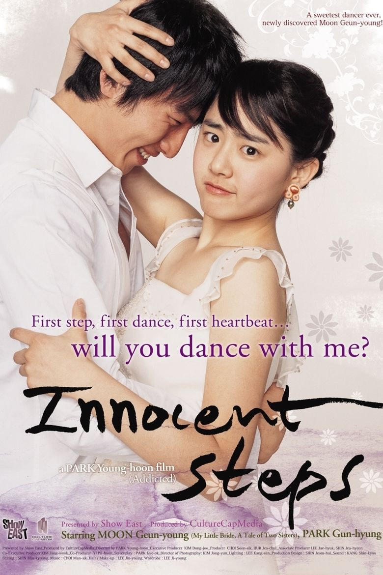 Innocent Steps movie poster