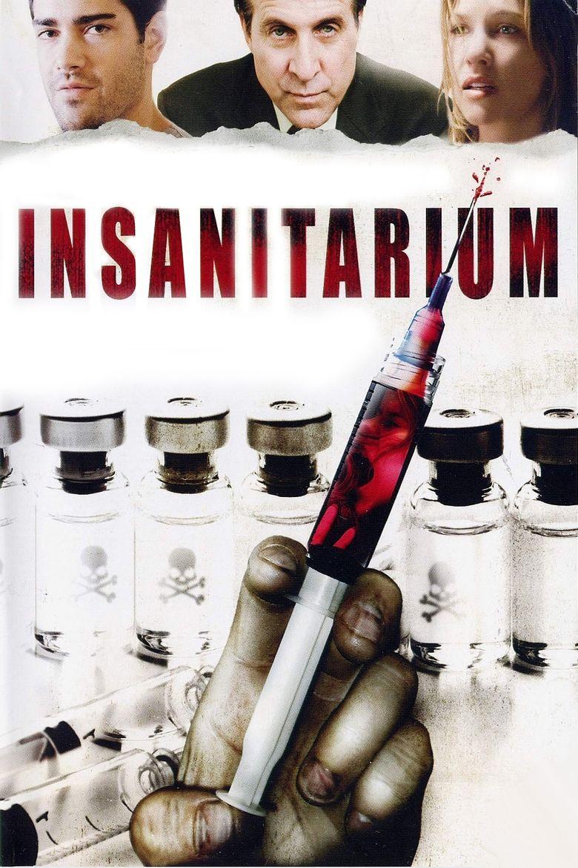 Insanitarium movie poster