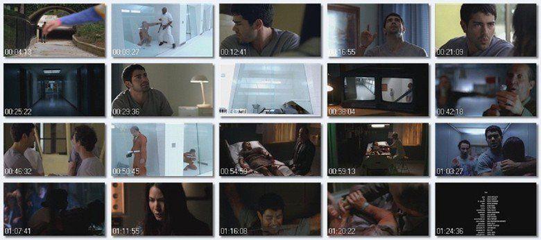 Insanitarium movie scenes