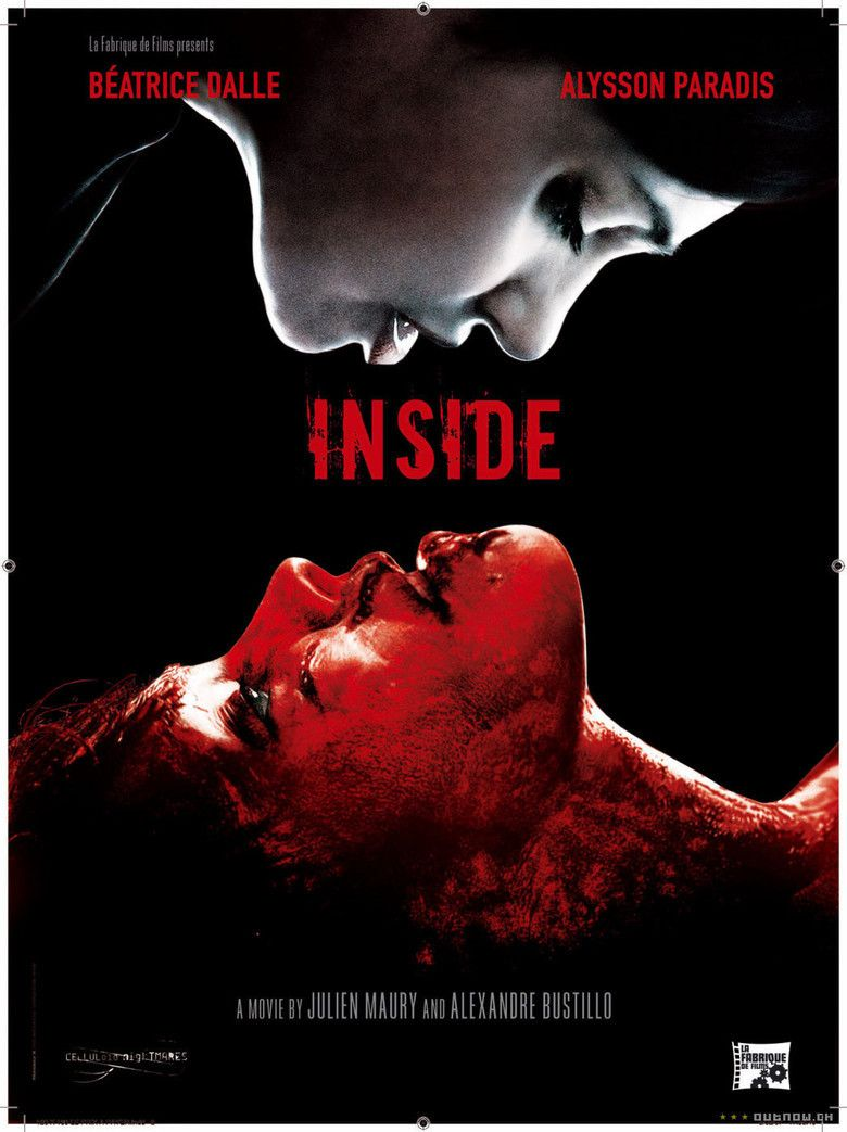 Inside (2007 film) movie poster