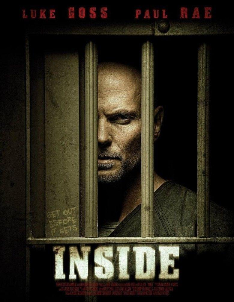 Inside (2013 film) movie poster