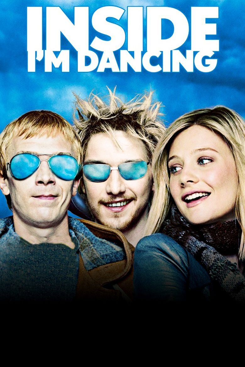 Inside Im Dancing movie poster