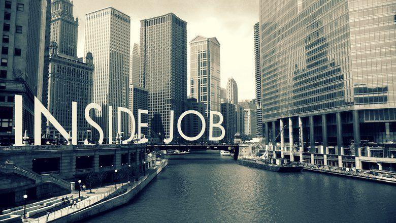 Inside Job (2010 film) movie scenes