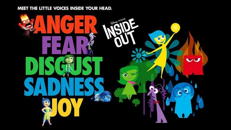 Inside Out (2015 film) movie scenes