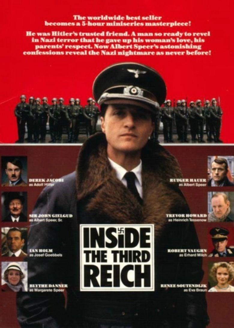 Inside the Third Reich (film) movie poster