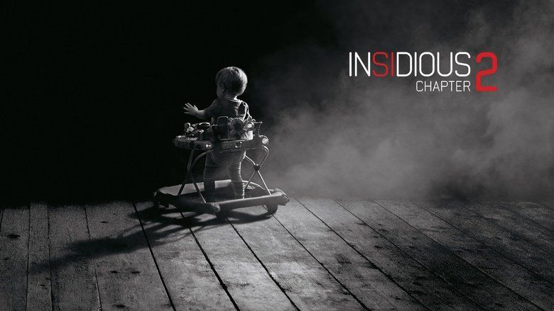 Insidious: Chapter 2 movie scenes
