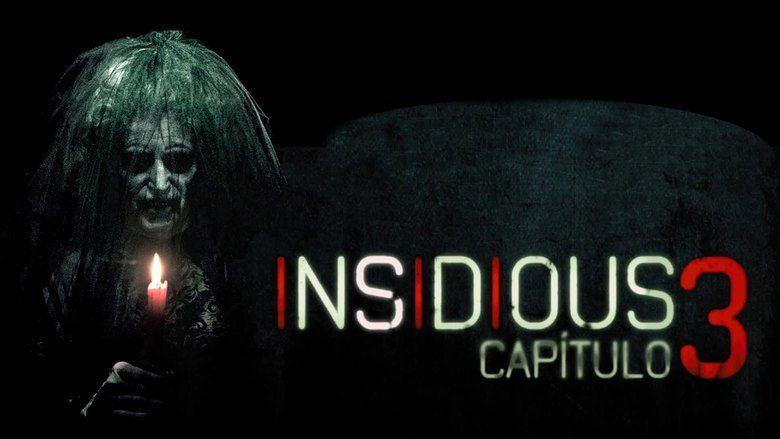 Insidious: Chapter 3 movie scenes