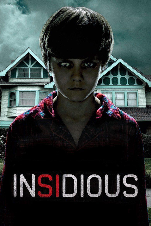 Insidious (film) movie poster