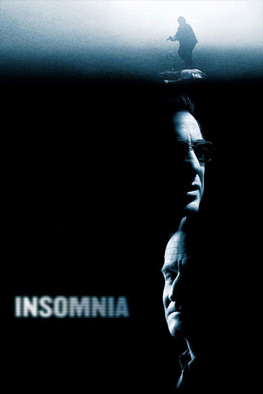Insomnia (2002 film) movie poster
