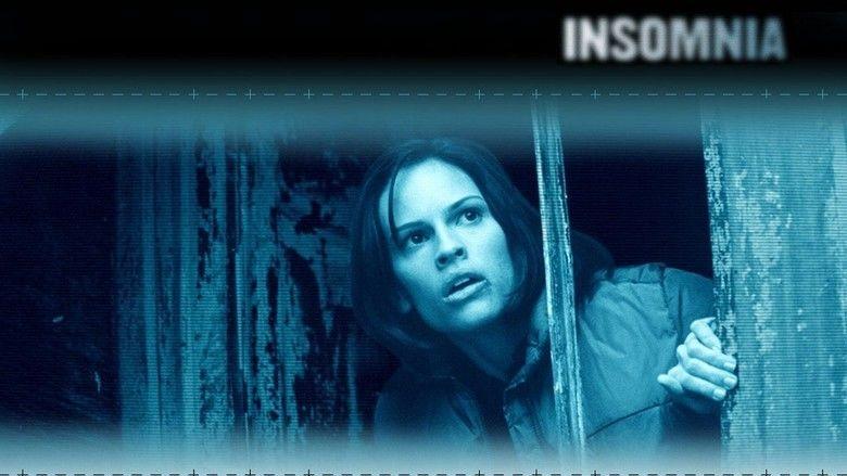 Insomnia (2002 film) movie scenes