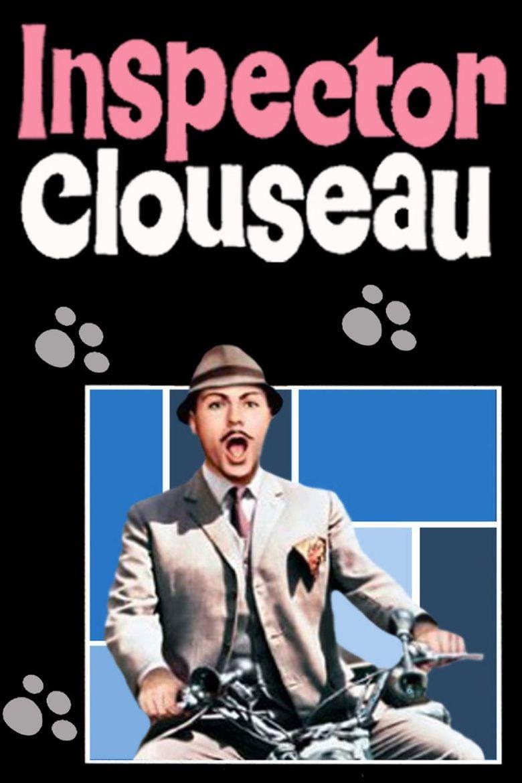 Inspector Clouseau (film) movie poster