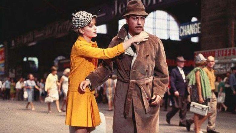 Inspector Clouseau (film) movie scenes
