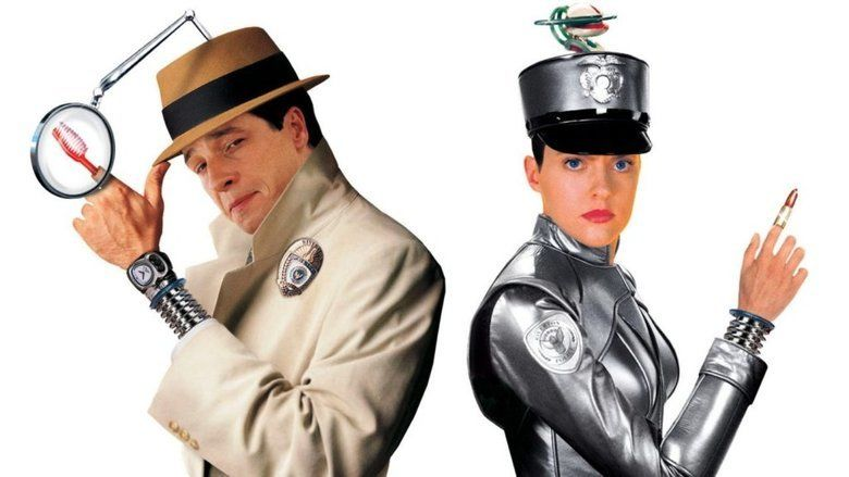 Inspector Gadget 2 movie scenes