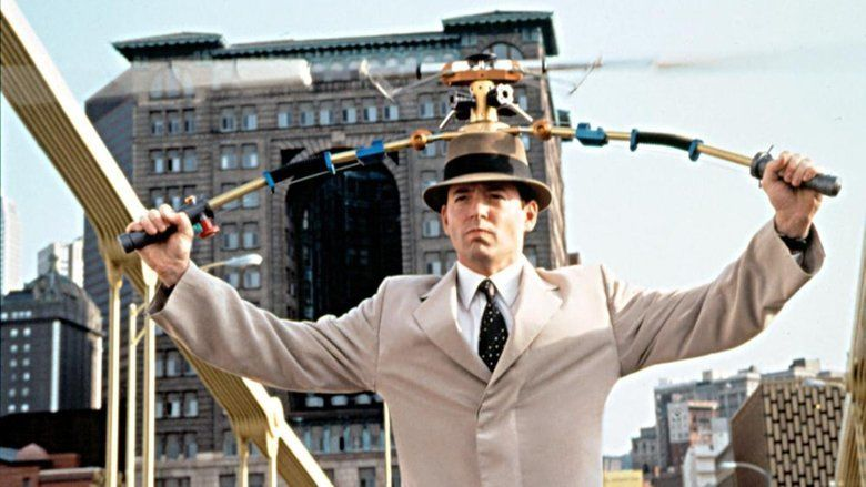 Inspector Gadget (film) movie scenes