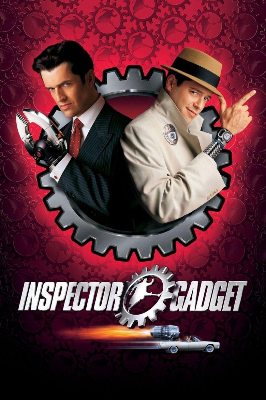 Inspector Gadget (film) movie poster