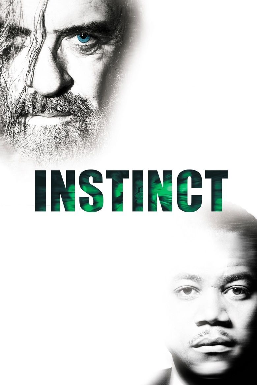 Instinct (film) movie poster