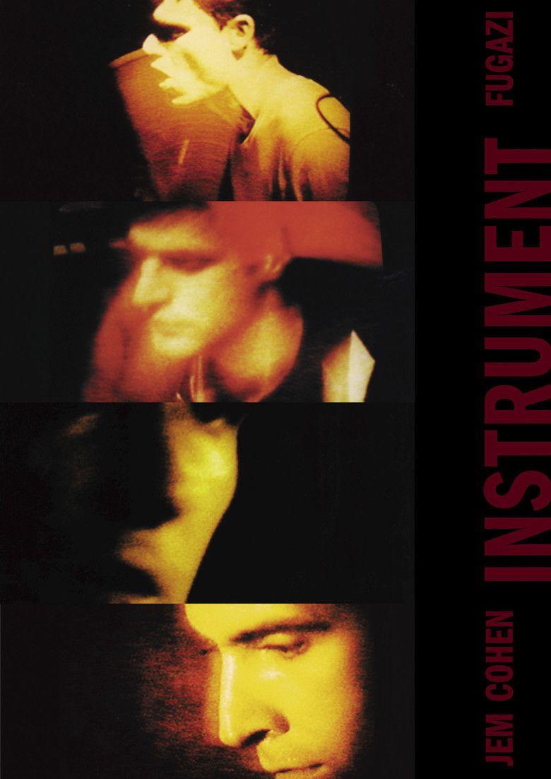 Instrument (film) movie poster
