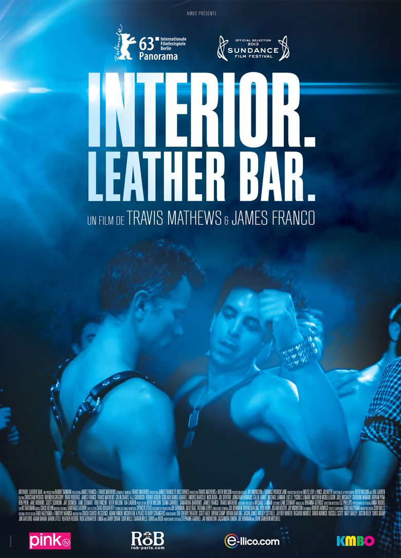 Interior Leather Bar movie poster